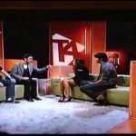 Rising star Mark Boardman Dave Berry Steve Jones and Miquita chat about other celebrities on T4 Saturday