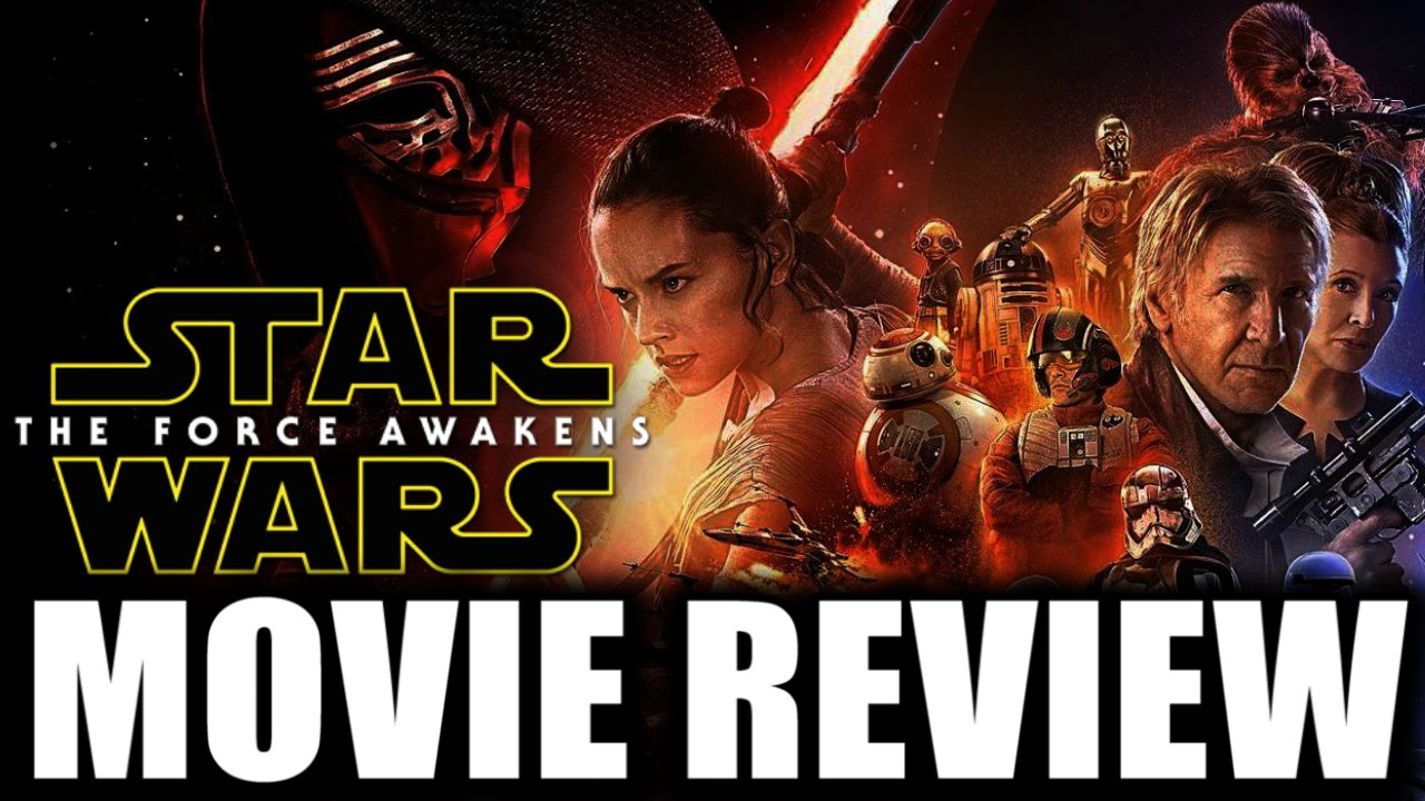 Star Wars The Force Awakens Movie Review MarkMeets Entertainment