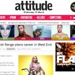 Attitude Magazine MarkMeets
