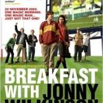Breakfast with Jonny Wilkinson London film premiere