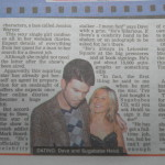 Mention In The Daily Mail