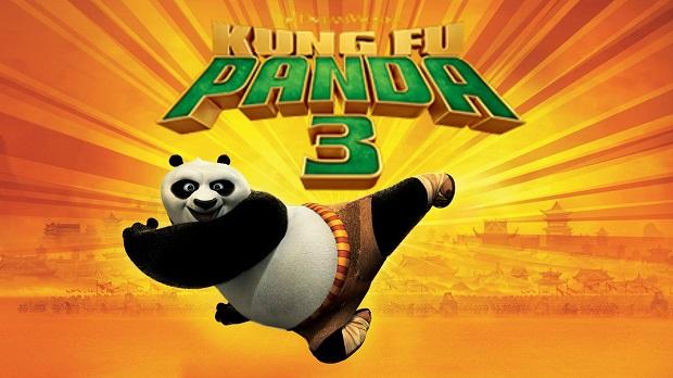 Kung Fu Panda 3 london film premiere