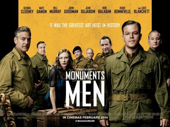 The Monuments Men uk film premiere London - MarkMeets