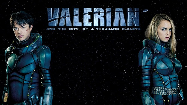 Valerian and the City of a Thousand Planets film premiere