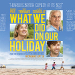 What We Did on Our Holiday uk film premiere
