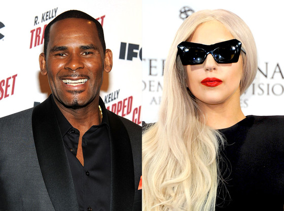R.Kelly and Lady Gaga