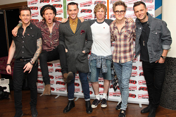 McBUSTED ANNOUNCE TWO HUGER THAN HUGE OUTDOOR LIVE SHOWS