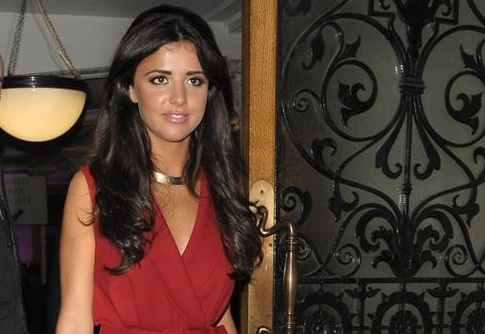 Lucy Mecklenburgh says she is happy being single | MarkMeets Fashion News |