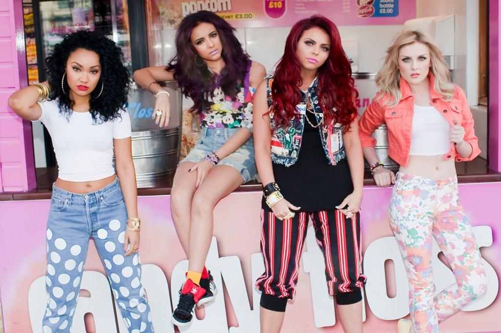 Little Mix got 'loads of piercings' on tour   MarkMeets showbiz News  