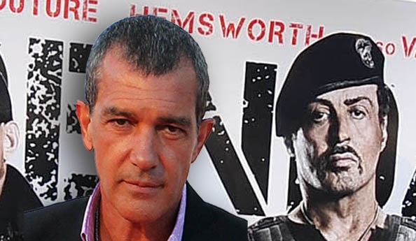 Antonio Banderas: Fighting comes naturally for him | MarkMeets Film News |