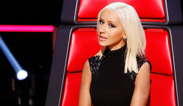 Christina Aguilera staying healthy during pregnancy | MarkMeets.com Breaking Showbiz News |