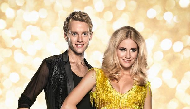"Here's a first look at singer Pixie Lott taking her first steps in training for Strictly Come Dancing 2014.  And it seems that the favourite isn't taking to ballroom as easily as some expected.  Pixie, who is partnered with new pro dancer Trend Whiddon, admitted she's found preparing for her first live dance hard.  Trent says in this first look clip of the pair in training: ""Pixie's sort of struggling to get a grip to the techniques we use because it's quite different to what she's used to.""  Pixie herself adds: ""It doesn't feel natural it feels unnatural…""  ""..I just have to get into this Latin vibe a bit more.""  Let's hope she can get into the swing of things ahead of next week's live premiere weekend!  The Strictly Come Dancing 2014 live shows begin on September 26 and 27 on BBC One.  Other celebs in this year's show include Pixie's fellow popstar pal Frankie Bridge, TOWIE's Mark Wright, rugby star and model Thom Evans and Xtra Factor presenter Caroline Flack.  MARKMEETS - The UK based online showbiz magazines covers everything from the latest Celebrity News, Music, TV & Movie Features, Fashion, Photos, Event Coverage and Interviews, Red Carpet, Live Streams, Backstage Festival Gossip to Award Shows, Showbiz Parties and Awesome Competitions.  ""We're Here To Inspire And Lead The Way In Entertainment"". - MarkMeets"