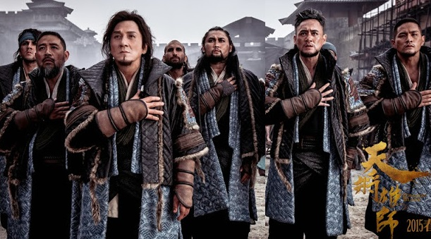 Dragon Blade (2015 Movie – Jackie Chan, John Cusack, Adrien Brody) – Official Theatrical Trailer
