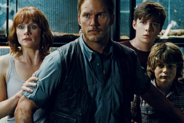 Jurassic World smashes worldwide box offices