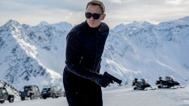 SPECTRE World film Premiere confirmed for London Monday 26th October 2015
