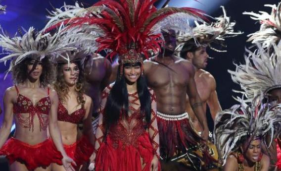 MTV Video Music Awards Wnners List 2015