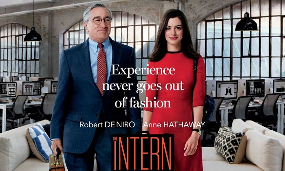 The intern film premiere stream
