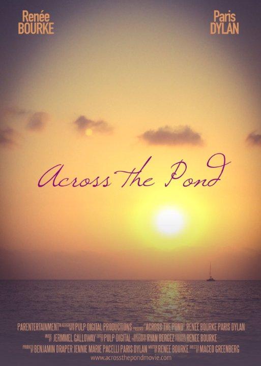 Across the Pond short film movie poster