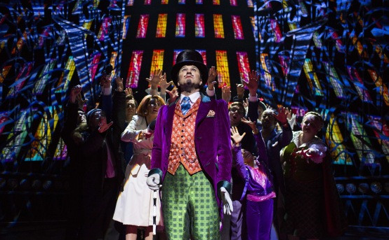 Charlie and the Chocolate Factory West end
