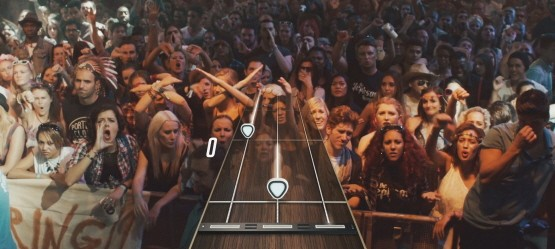 Guitar Hero Live Goes on Tour With Rock Band Imagine Dragons Ahead of EU Launch