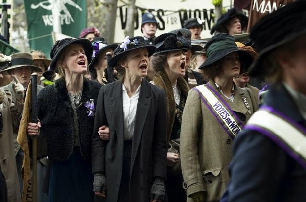 Suffragette movie trailer