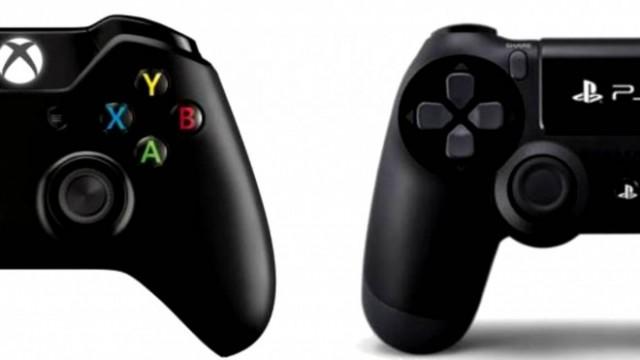 Sony and Microsoft