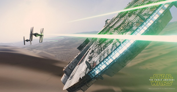 Star Wars The Force Awakens Movie Review MarkMeets