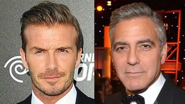 Best Male Celebrity Hair Survey