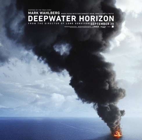 Deepwater Horizon poster