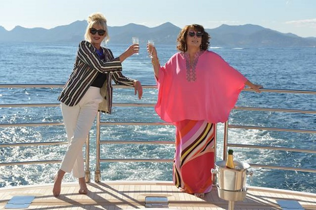 Absolutely Fabulous The Movie film premiere stream link
