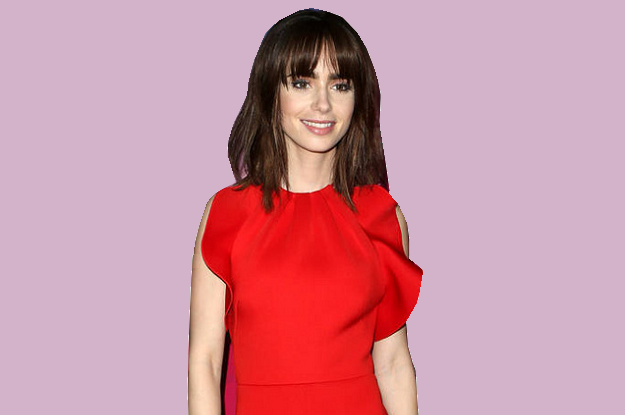 lily collins, Lily Collins interview