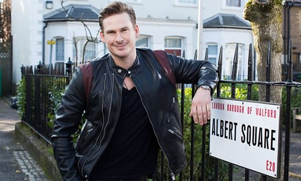 Lee Ryan, Lee Ryan Eastenders, Lee Ryan Interview, MarkMeets, soap news