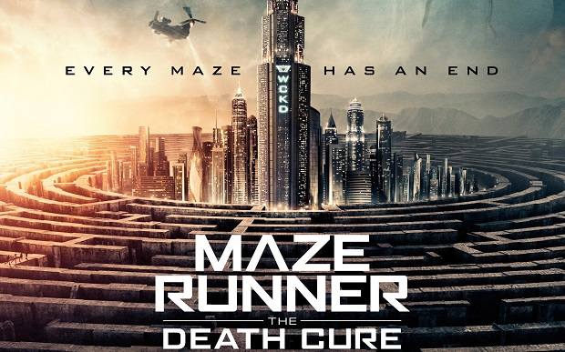Maze Runner The Death Cure Movie poster