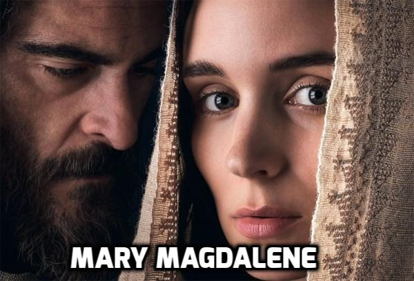 Mary Magdalene film screeing London