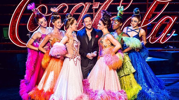 Matt Cardle in Strictly Ballroom from 31 July.
