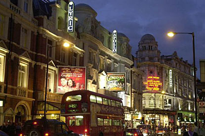 westend stars on stage in london markmeets