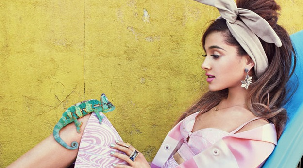 Ariana Grande Unveils Problem Video MarkMeets Music News