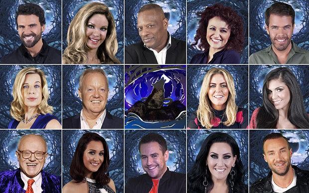 celebrity big brother 2015 housemates pay packets revealed