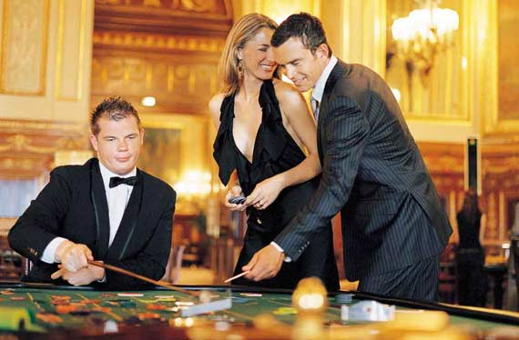 Casino Monte Carlo Dresscode