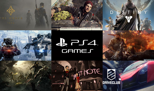 New Ps4 Games 2015 : Markmeets entertainment music movie and tv news the