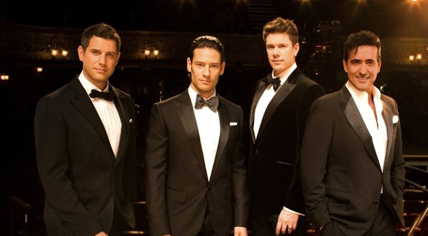 Il divo promise amazing tour for their fans markmeets for Divo film