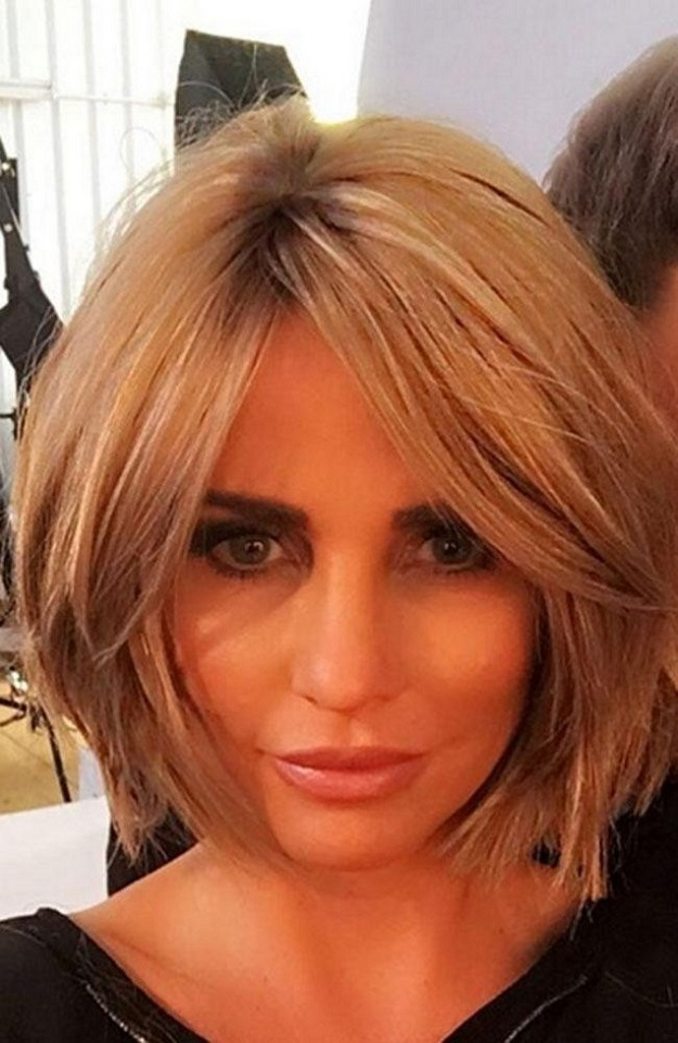 Katie Price Loves Her New Short Hairstyle Markmeets