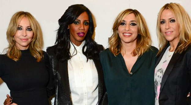 All Saints are extremly proud of new album 'Red Flag ...